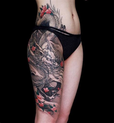 cherry blossom tattoo designs  meaning