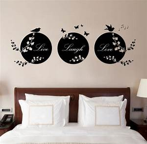 5 types of wall art stickers to beautify the room With wall art stickers