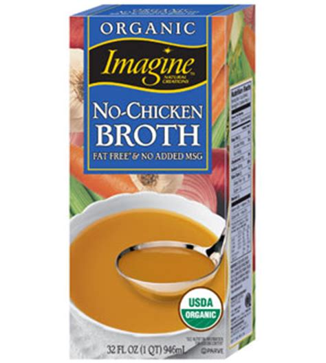 chicken stock substitute family food finds product spotlight imagine no chicken broth