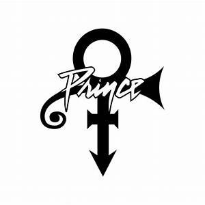 Prince Memorial Name graphics design SVG DXF | vectordesign
