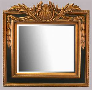 Classic and artistic mirror frame design wall