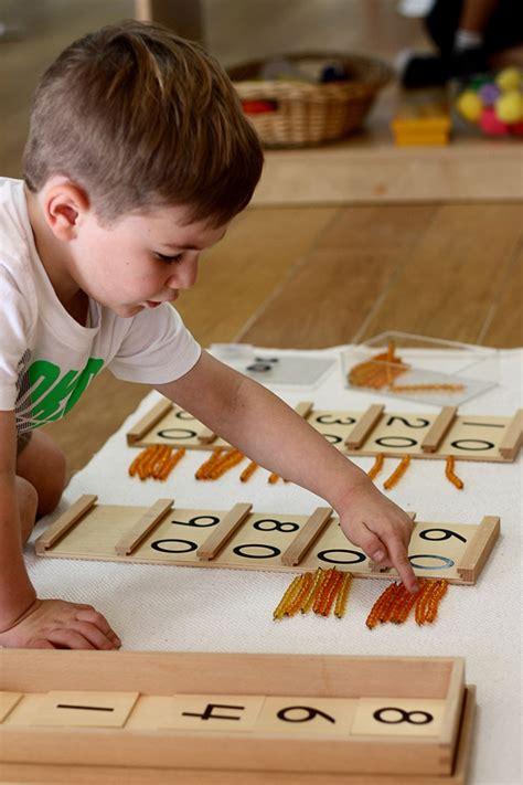 Mathematics | Von Wedel Montessori