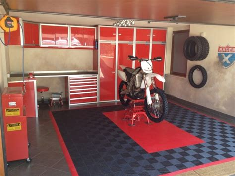 red and black garage cabinets gallery of garage shop aluminum cabinets moduline part 6