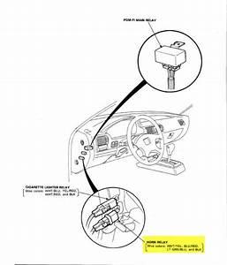 02 Honda Accord Fuel Pump Relay Location