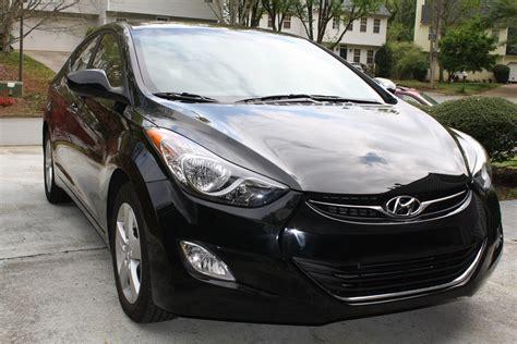 2012 Hyundai Elantra Gls  Diminished Value Car Appraisal