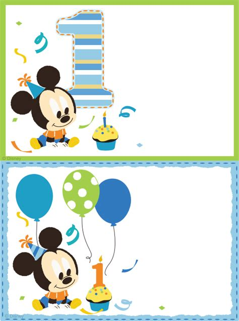 blank mickey mouse baby shower invitations