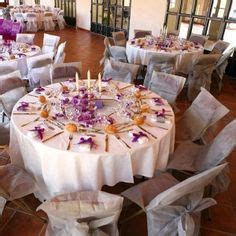wedding table purple and pink on purple wedding wedding chair decorations and violets