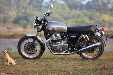Modification Royal Enfield Continental Gt 650 by Ridden Royal Enfield Interceptor 650 Continental Gt 650
