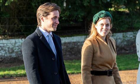 princess beatrices royal wedding itv  surprising