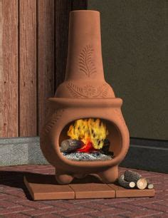 Clay Chimineas For Sale by All About Chiminea Pits The Smell Mmmmm To