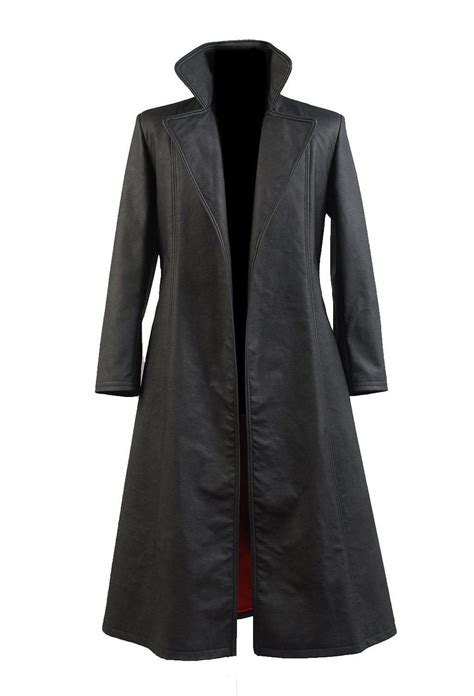 wesley snipes blade leather trench coat filmstaroutfitscom