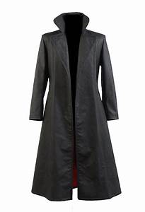 And Size Chart Wesley Snipes Blade Leather Trench Coat Filmstaroutfits Com