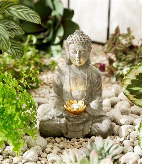 Garten Deko Buddha by Buddha Deko Buddha Garten Gartenleuchte Buddha Figur