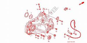 Transmission Housing  Vtec  For Honda Cars Civic Crx 1 6i