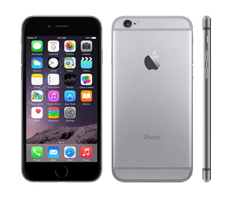 iphone support iphone 6 technical specifications