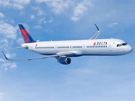 Report Delta May Be Near Airbus A321 Order  Business Insider