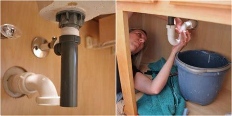 ideas gorgeous images   fix  leaky sink drain