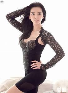 Favorite Hong Kong actresses: Li Bingbing in her underwear