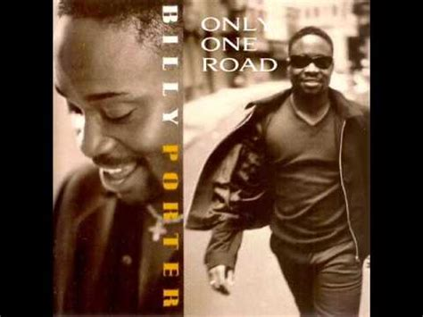 Billy Porter Only One Road Youtube