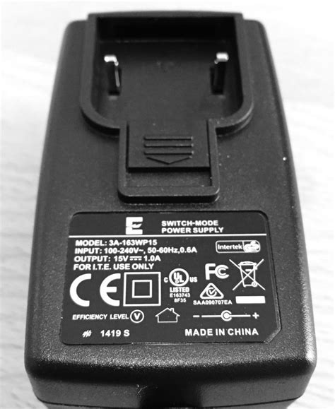 Universal AC Adapter - ECForbes Inc.