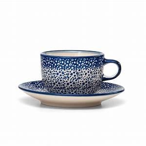 Tasse Mit Untertasse : 4h bunzlauer keramik tasse mit untertasse 200ml magm ~ Sanjose-hotels-ca.com Haus und Dekorationen