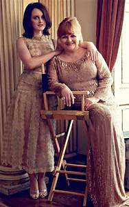 A Glamorous Life  The Ladies Of Downton Abbey By Alexi