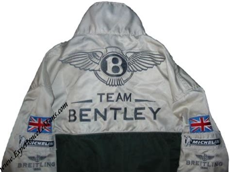 bentley racing jacket bentley at the 24 heures du mans