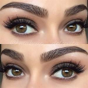 How to make your eyebrows thicker with makeup | Perfect ...