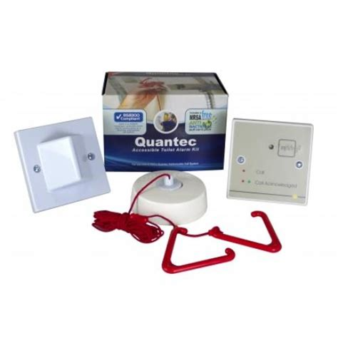 c tec quantec accessible toilet alarm disabled wc alarm kit qt951 uk