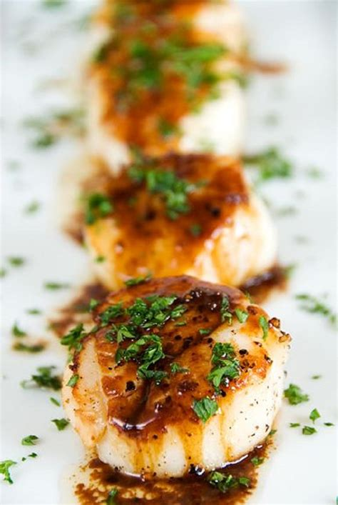 seared scallops top 10 best scallop specialties top inspired