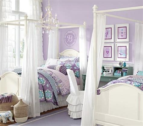 Madeline Bed & Canopy  Pottery Barn Kids