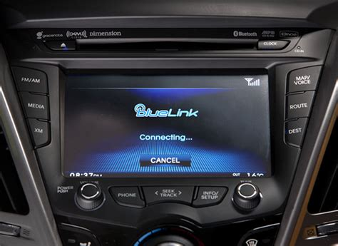Hyundai Bluelink by Car Infotainment Systems Consumer Reports
