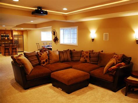family room layout basement living room ideas homeideasblog Basement