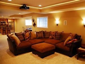 Basement living room ideas homeideasblogcom for Basement living room ideas