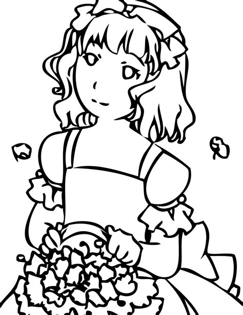 coloring  blog archive girl coloring pages