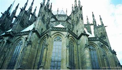 Gothic Architecture Cathedral Wallpapers Buildings St Church