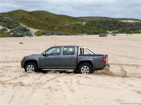 2009 Holden Colorado Offroad Review Caradvice