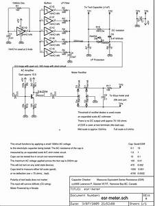 Capacitor Esr Meter  U2013 Circuit Wiring Diagrams