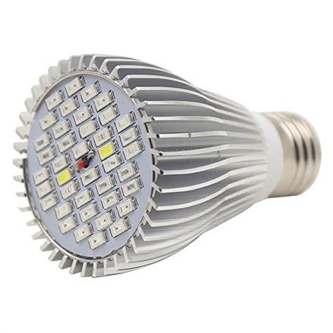blue light spectrum light bulbs lvjing full spectrum 30w led grow light bulb e27 base