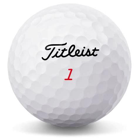 Titleist TruFeel Golf Balls White Buy 2 dozen for €45 - O ...