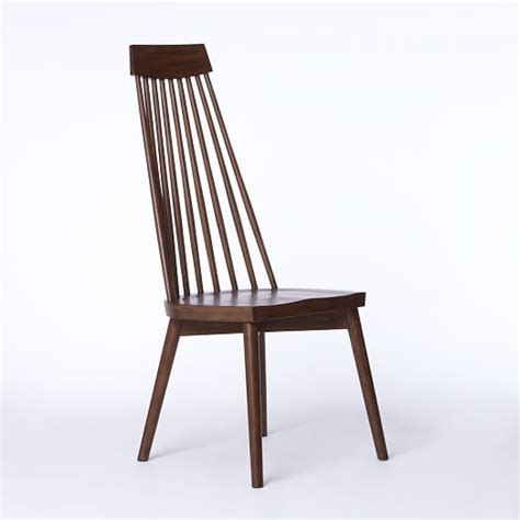 spoke dining chair west elm