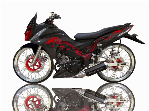 Otomotif Modifikasi Honda by Kumpulan Variasi Motor Cs One Modifikasi Yamah Nmax
