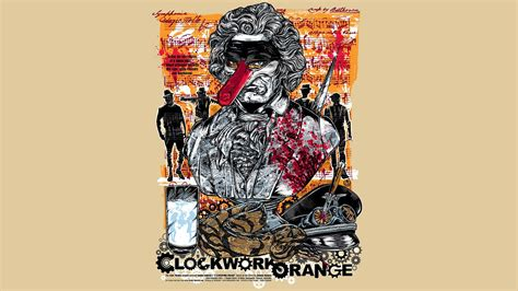 clockwork orange wallpapers hd