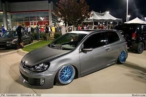Dropped Volkswagen Gti