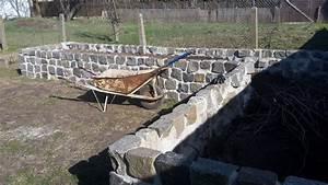 Hochbeet Aus Stein Selber Bauen : hochbeet selber bauen stein hochbeet selber bauen und ~ Lizthompson.info Haus und Dekorationen