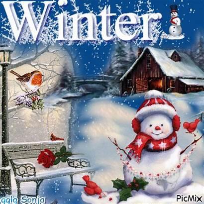 Winter Season Gifs Quotes Wonderful Picmix