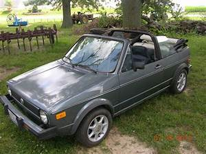 Buy Used 1985 Volkswagen Cabriolet Convertible In Smithton  Illinois  United States  For Us