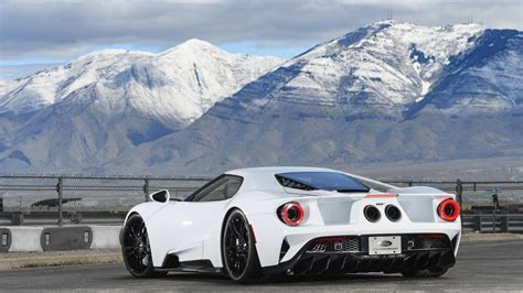 2017 Ford Gt Supercar First Drive Review With Photos