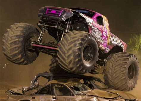 monster truck show santa maria monster trucks take over santa maria fairpark local news