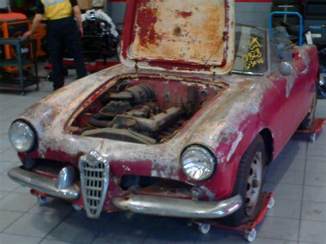 restauro auto depoca punto auto